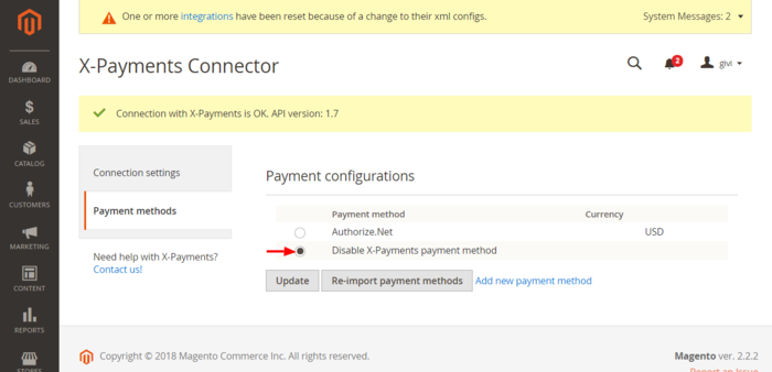 Magento2 disable xp payments.png
