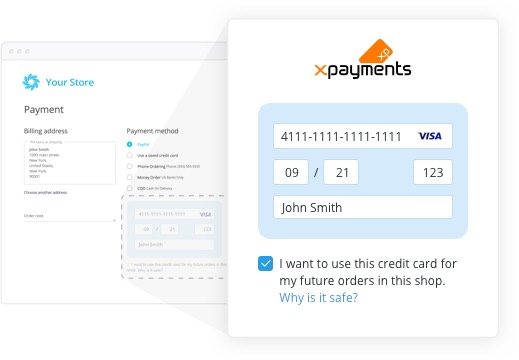 Eliminates Redirects that Can Result in Lost Orders